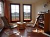 Sitzecke Ferienwohnung Erdgeschoss