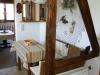 Essecke Ferienwohnung Obergeschoss