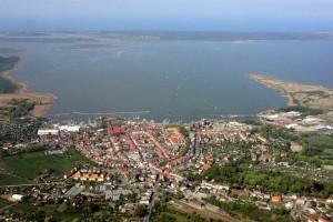 Barth Luftaufnahme