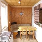 Ferienhaus Barth Küche